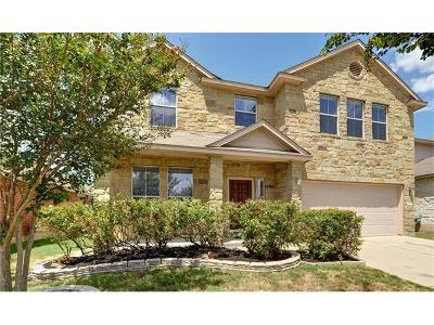 Hays County, Travis County, Williamson County Single Family Home For Sale: 1704 McClannahan Dr