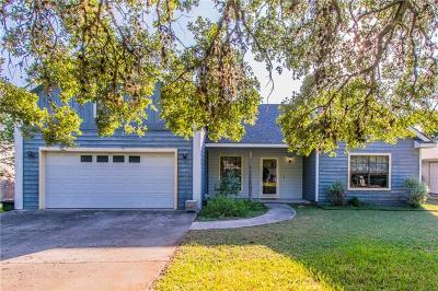 Wimberley Single Family Home For Sale: 161 Champions Cir