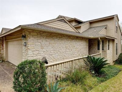 Austin TX Condo/Townhouse For Sale: $299,900