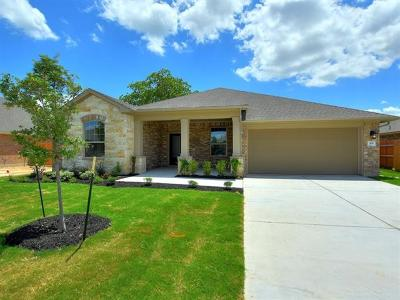 Bastrop Single Family Home For Sale: 105 Swift Water Loop