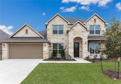 Austin Single Family Home For Sale: 12511 Morelia Way