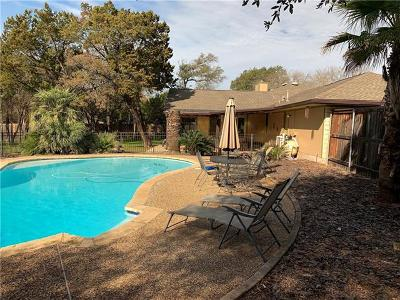 Travis County Single Family Home Pending - Taking Backups: 4425 Secluded Holw