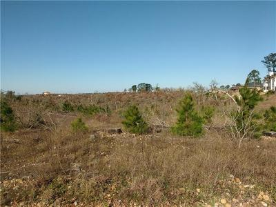 Bastrop Residential Lots & Land For Sale: McAllister Rd
