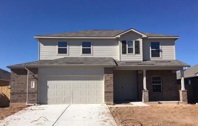 Hutto Single Family Home For Sale: 707 Carol Dr