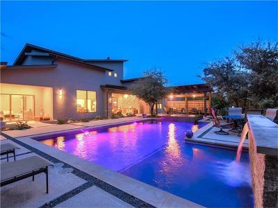 Single Family Home For Sale: 6333 Spanish Oaks Club Blvd