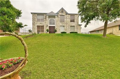 Hays County, Travis County, Williamson County Single Family Home For Sale: 7401 Callbram Ln