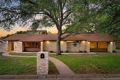 Austin Single Family Home For Sale: 11504 Champion Dr