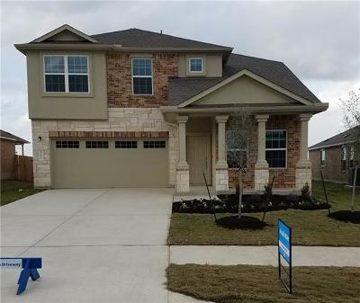 Georgetown Single Family Home For Sale: 1313 Nokota Bend