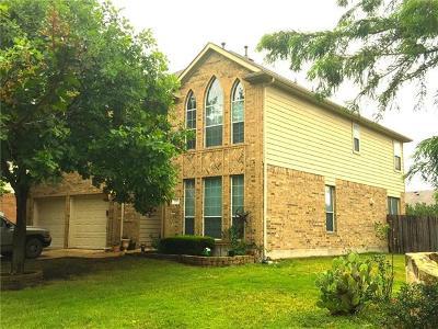 Kyle Single Family Home For Sale: 136 Alder Dr
