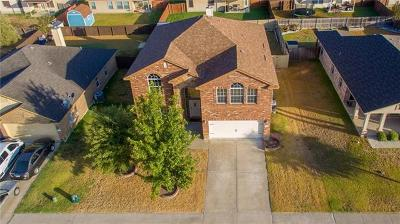 Killeen Single Family Home For Sale: 6111 Emilie Ln
