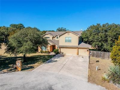 Wimberley Single Family Home Pending - Taking Backups: 17 Rhapsody Ln