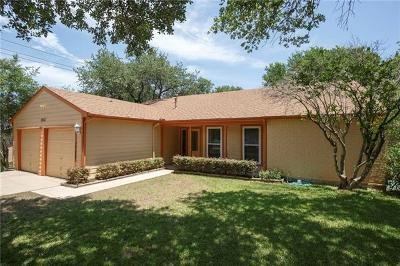 Austin Single Family Home Pending - Taking Backups: 11503 Murcia