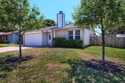 Travis County Single Family Home For Sale: 12701 Rampart St NW