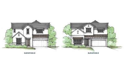 Cedar Park Single Family Home For Sale: 3606 Brushy Creek Rd #23