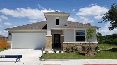Leander Single Family Home For Sale: 820 American Trl