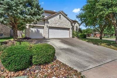 Austin Single Family Home Pending - Taking Backups: 10916 N Canoa Hills Trl