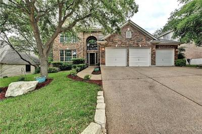 Austin Single Family Home For Sale: 3313 Oxsheer Dr
