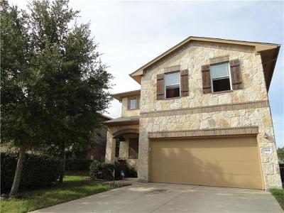 Pflugerville Single Family Home For Sale: 3501 Firoj Dr