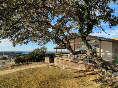Lago Vista Single Family Home Pending - Taking Backups: 8106 Bar K Ranch Rd