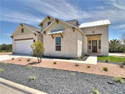 Dripping Springs Single Family Home For Sale: 1178 Lucca Dr.