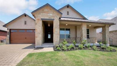 San Marcos Single Family Home For Sale: 1308 Madrid Trce
