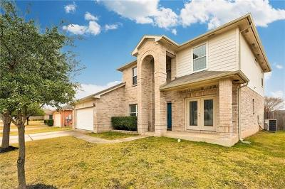 Pflugerville Single Family Home Pending - Taking Backups: 1415 Amber Day Dr