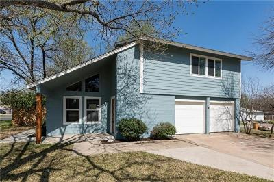 Single Family Home For Sale: 2804 Cornish Cir
