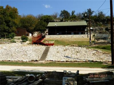 Lampasas County Single Family Home For Sale: 1416 N River Rd