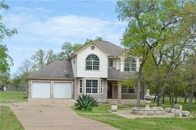 Bastrop County Single Family Home For Sale: 258 Arbor Hill Way