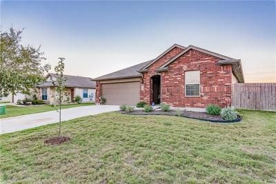 Hutto Single Family Home For Sale: 305 Hyltin St