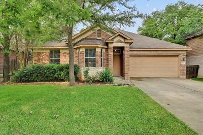 Leander Single Family Home For Sale: 507 Las Colinas Dr