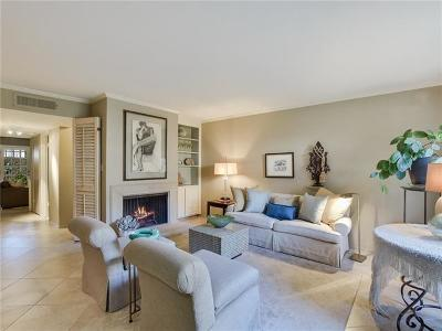 Austin Condo/Townhouse For Sale: 6603 Valleyside Rd
