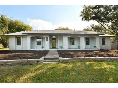 Single Family Home For Sale: 7204 Hartnell Dr