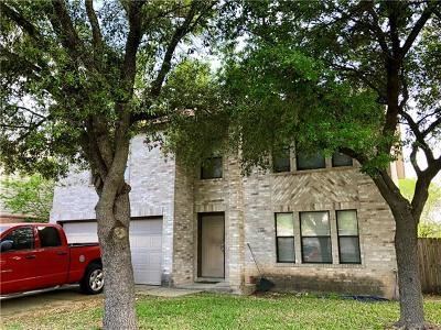 Pflugerville TX Single Family Home Sold: $199,900