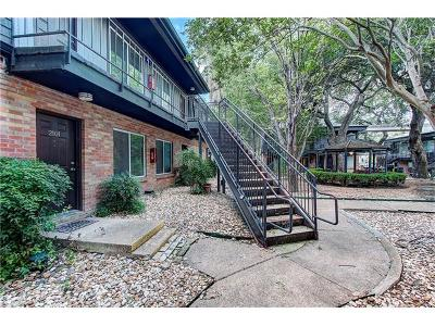 Austin Condo/Townhouse For Sale: 2020 S Congress Ave #2101