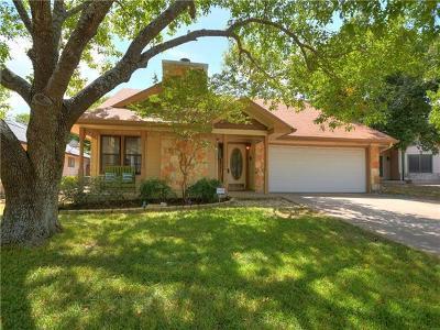 Austin Single Family Home For Sale: 2109 Haas Ln