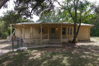 Jonestown Single Family Home Pending - Taking Backups: 11612 Travis St
