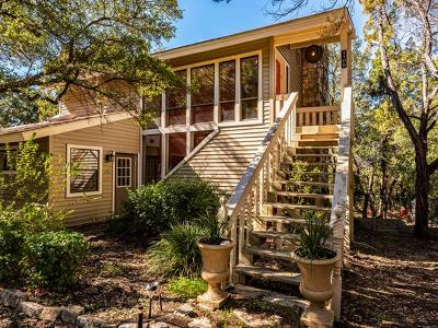 Travis County Single Family Home For Sale: 110 S Lake Hills Dr