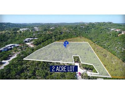 Travis County Residential Lots & Land For Sale: 3 Valbella Dr
