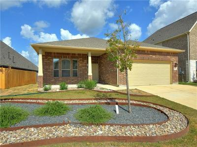San Marcos Single Family Home For Sale: 411 Field Corn Ln