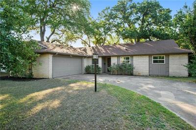 Travis County Single Family Home Pending - Taking Backups: 5709 Exeter Dr