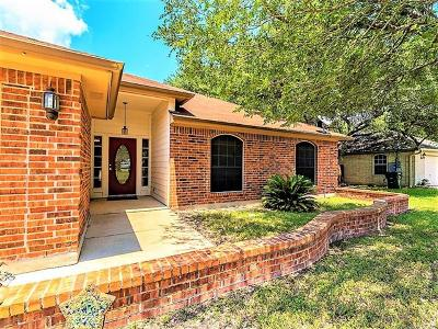 Kyle Single Family Home Pending - Taking Backups: 121 Ted Ct