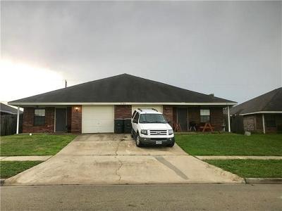 Killeen Multi Family Home For Sale: 2706 Alma Dr