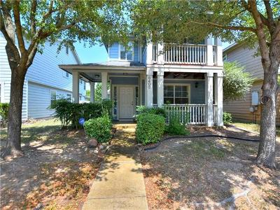 Hays County, Travis County, Williamson County Single Family Home Pending - Taking Backups: 9409 Rowlands Sayle Rd