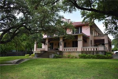 Lampasas Single Family Home For Sale: 401 W 4th St