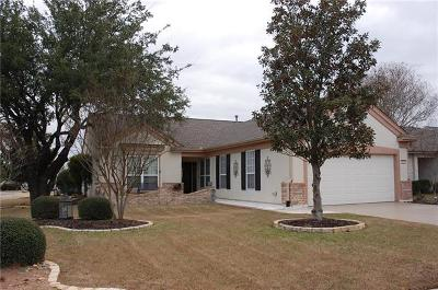Single Family Home For Sale: 312 Deer Meadow Cir