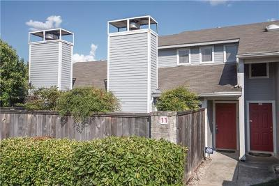 Austin TX Condo/Townhouse For Sale: $137,700