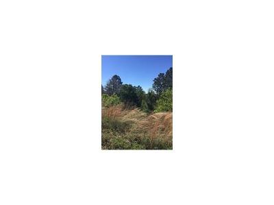 Bastrop TX Residential Lots & Land For Sale: $3,300
