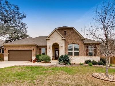 Austin Single Family Home For Sale: 321 Sand Hills Ln