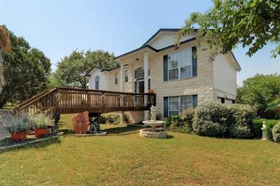 Lago Vista Single Family Home For Sale: 4506 Rimrock Dr